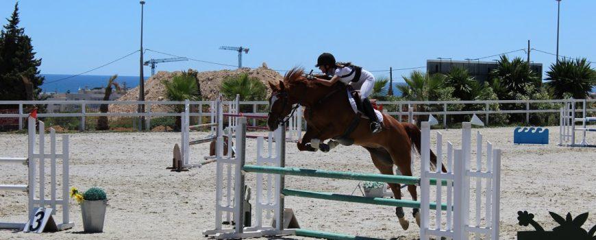 Concurso de salto Sitges