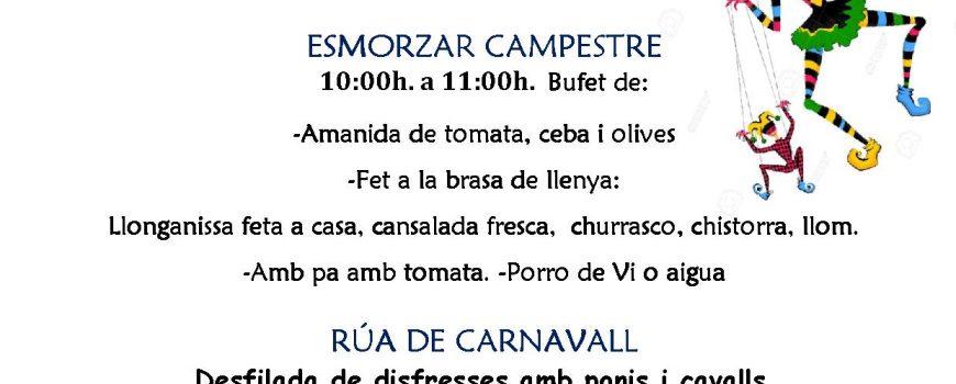 cartell carnavall 2018 jog